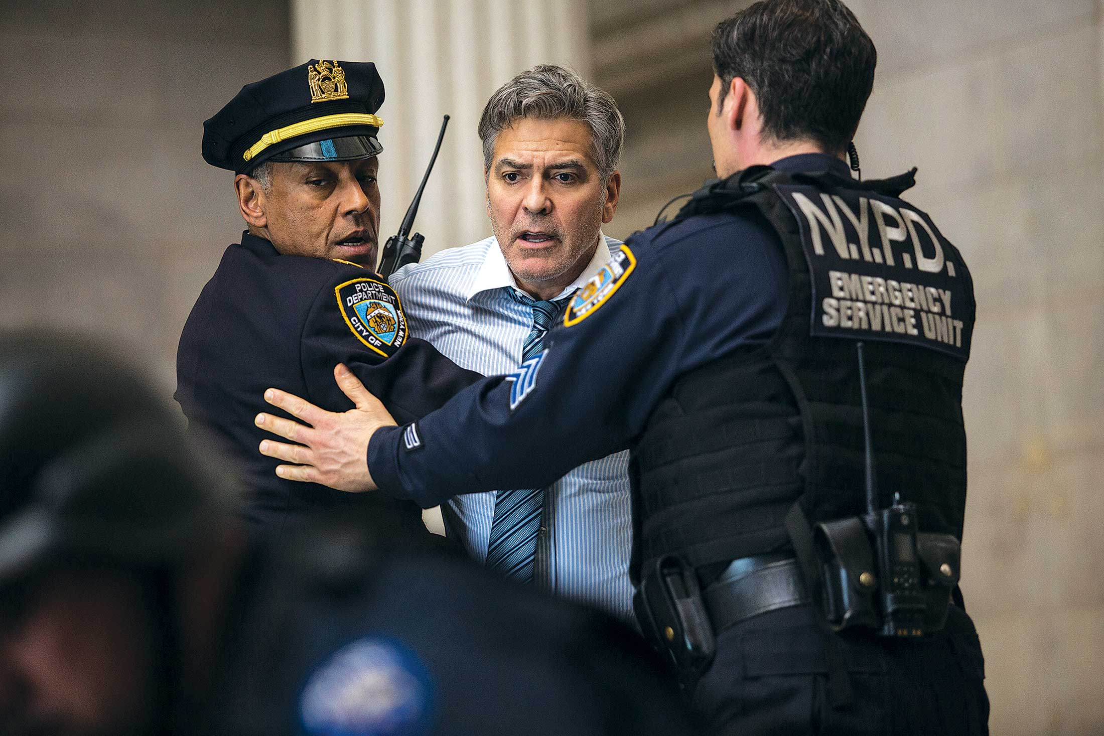Money Monster Review: Nightmare on Wall Street - Bloomberg