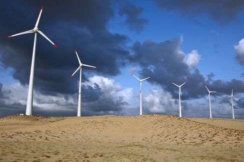 Cheapest Wind Energy Spurring Renewables Deals