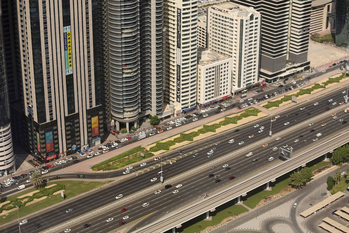 bloomberg.com - More stories by Fatma Abusief - Want Free Parking? Drive an Electric Car in Dubai