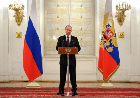 Russia's President Vladimir Putin,