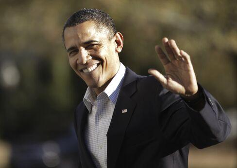 Obama to Honor Buffett, George H.W. Bush, Merkel