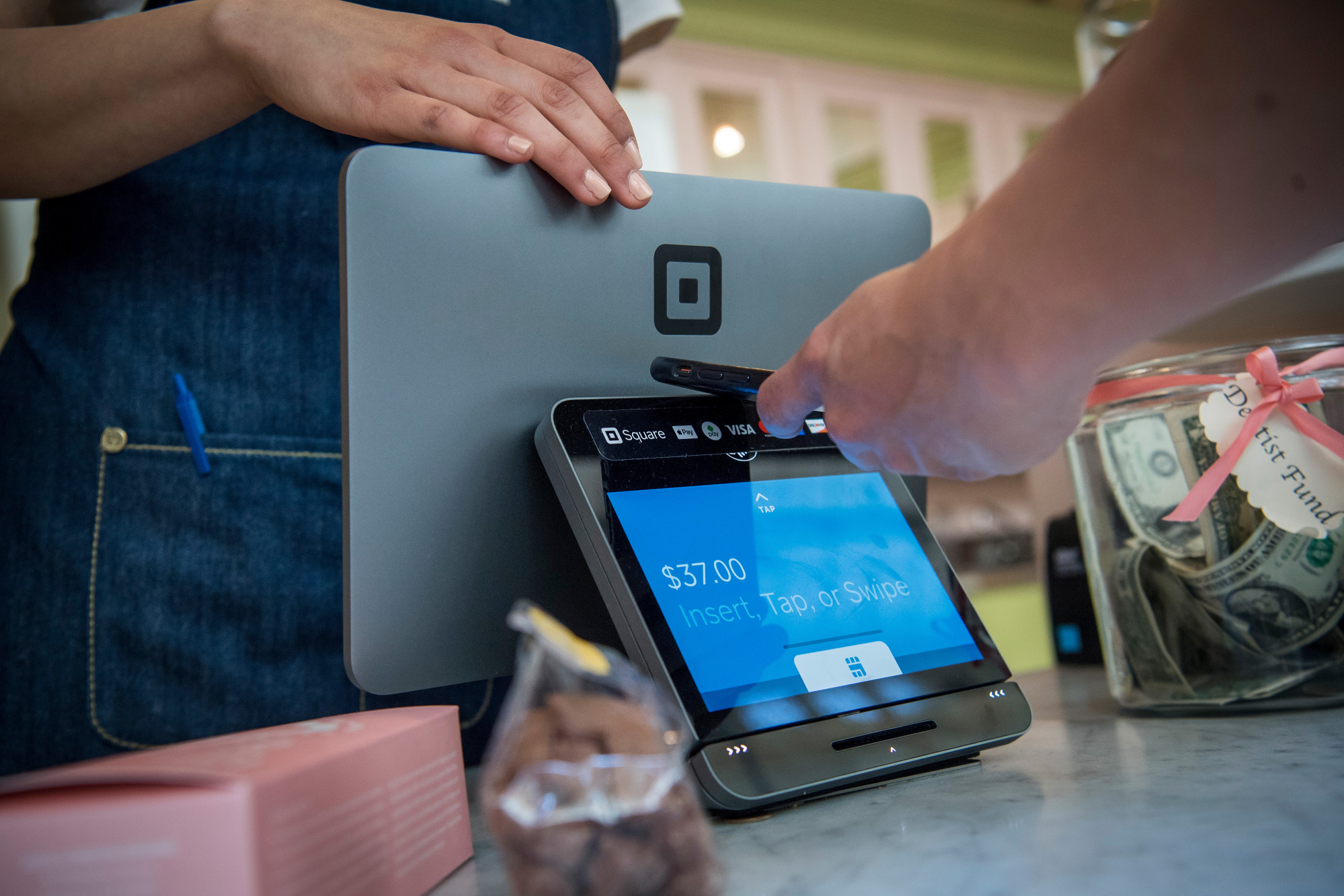 Square jumps after receiving license to let new york customers buy square jumps after receiving license to let new york customers buy and sell bitcoin ccuart Images
