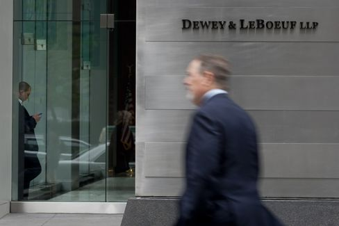 Dewey & LeBoeuf Files Bankruptcy After Failing to Save Firm