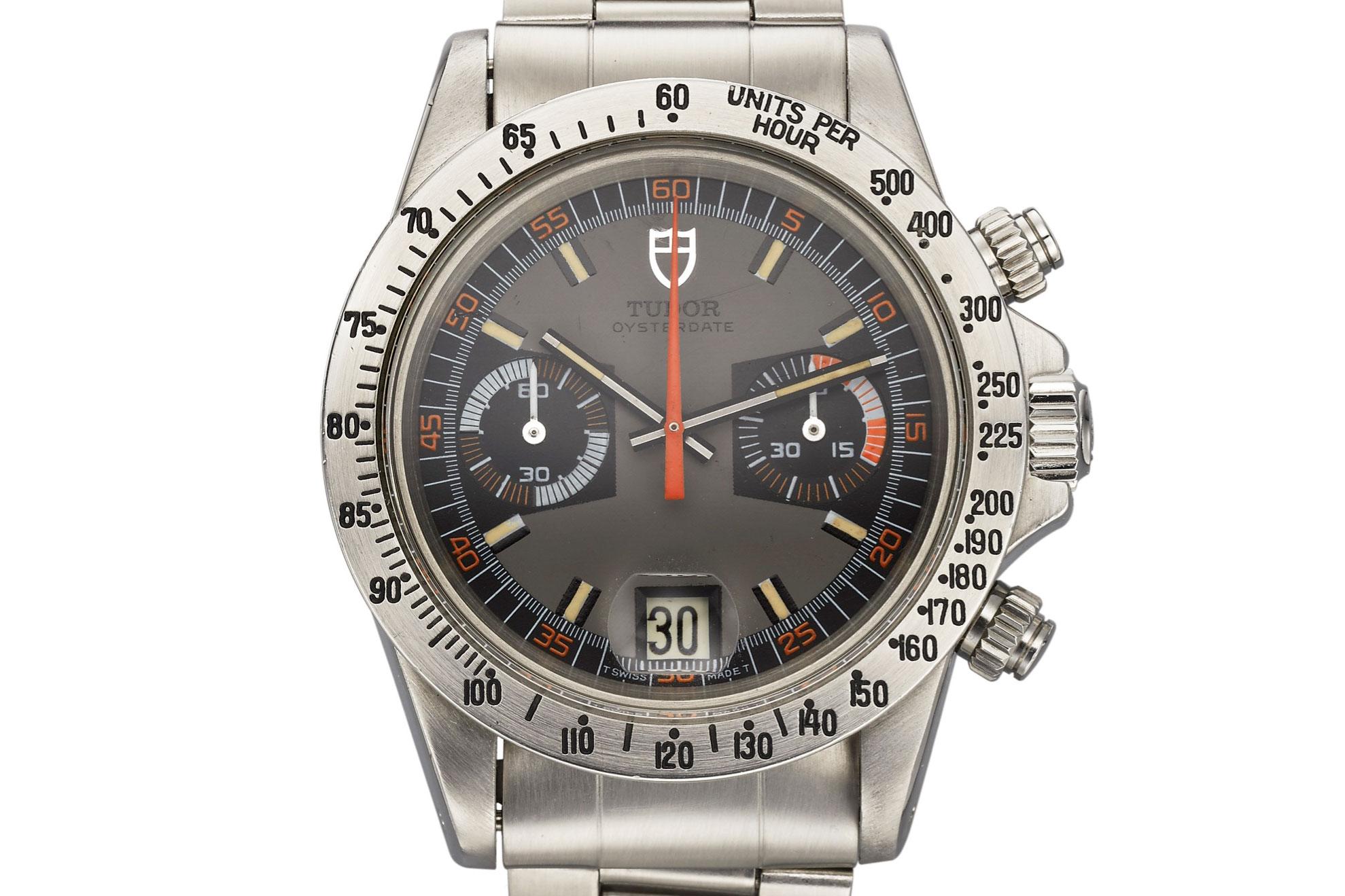 Tudor Monte Carlo Chronograph (Lot 247)
