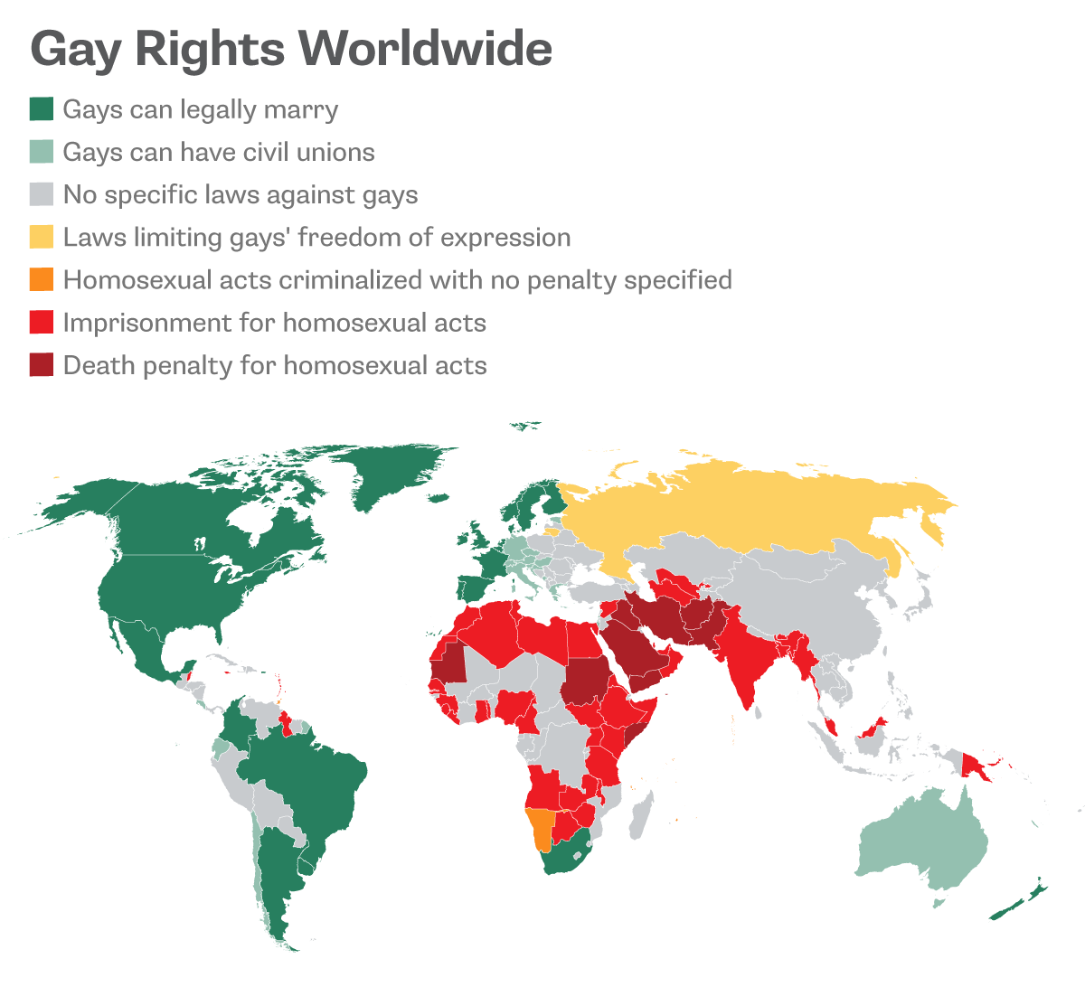 Legality of homosexuality in australia