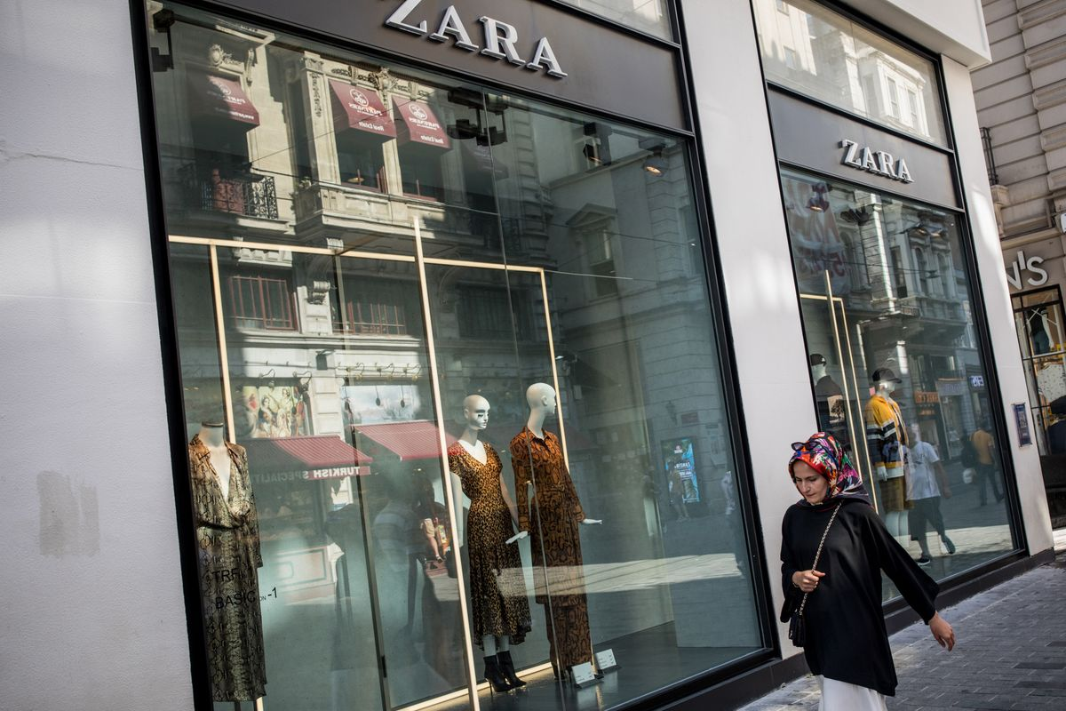 Zara Owner Tumbles As Great Becomes Good For Morgan