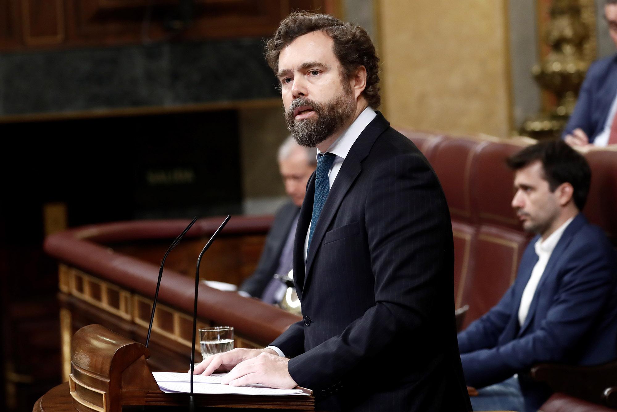 Pedro Sánchez explica el estado de alarma en el Parlamento