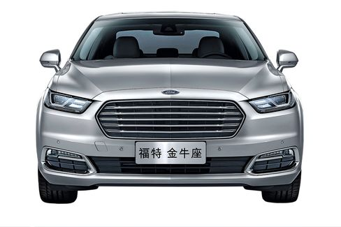 The new Taurus for China costs as much as $54,500.