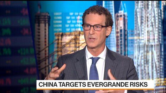 Marathon Asset Is Buying Evergrande Debt, CEO Richards Says