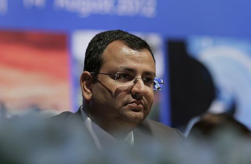 Tata Sons Chairman Cyrus Mistry
