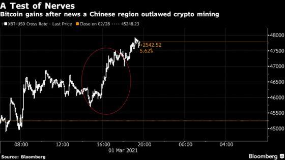 China Region Declares War on Crypto Mining, Stirring Wider Fear