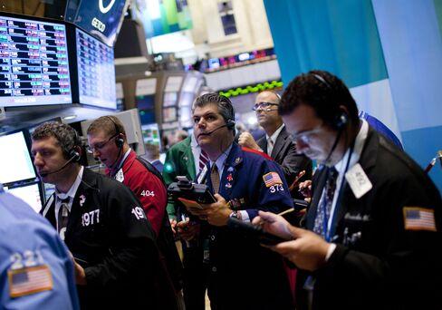 U.S. Stocks Gain for Week, Erasing Losses as JPMorgan Rallies