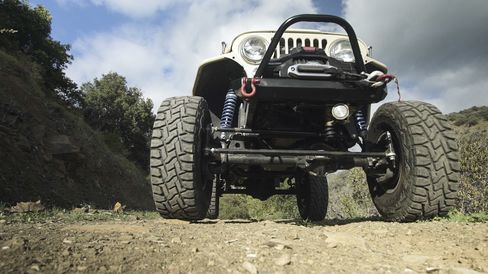 Both diesel and gas engine options on the Jeep are easily serviced at local dealerships and reputable mechanic shops nationwide.