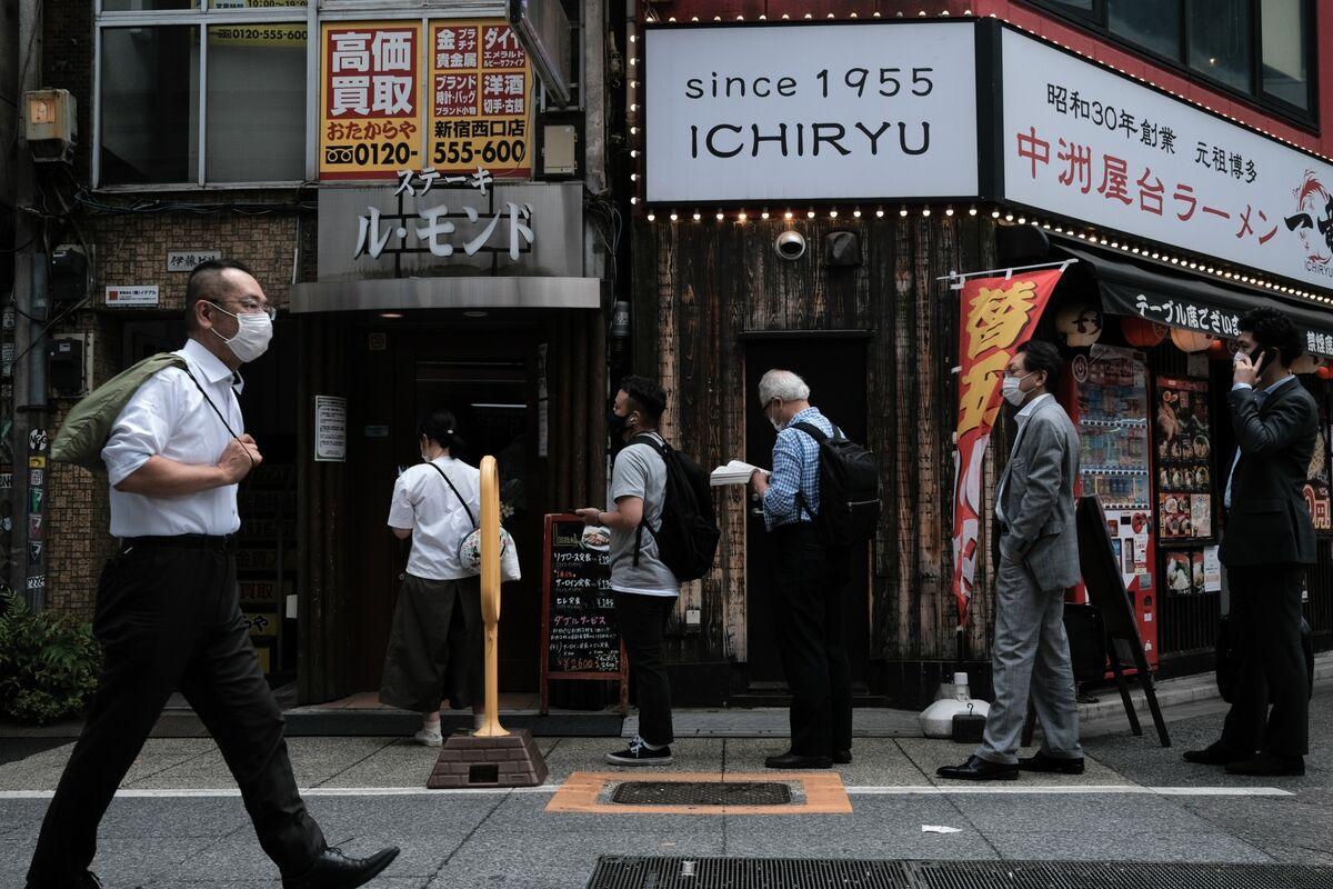 Japan to Lift Virus Emergency in Tokyo on June 20, NHK Reports