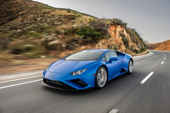 Lamborghini Stays on Track With New Huracán STO, EVO RWD
