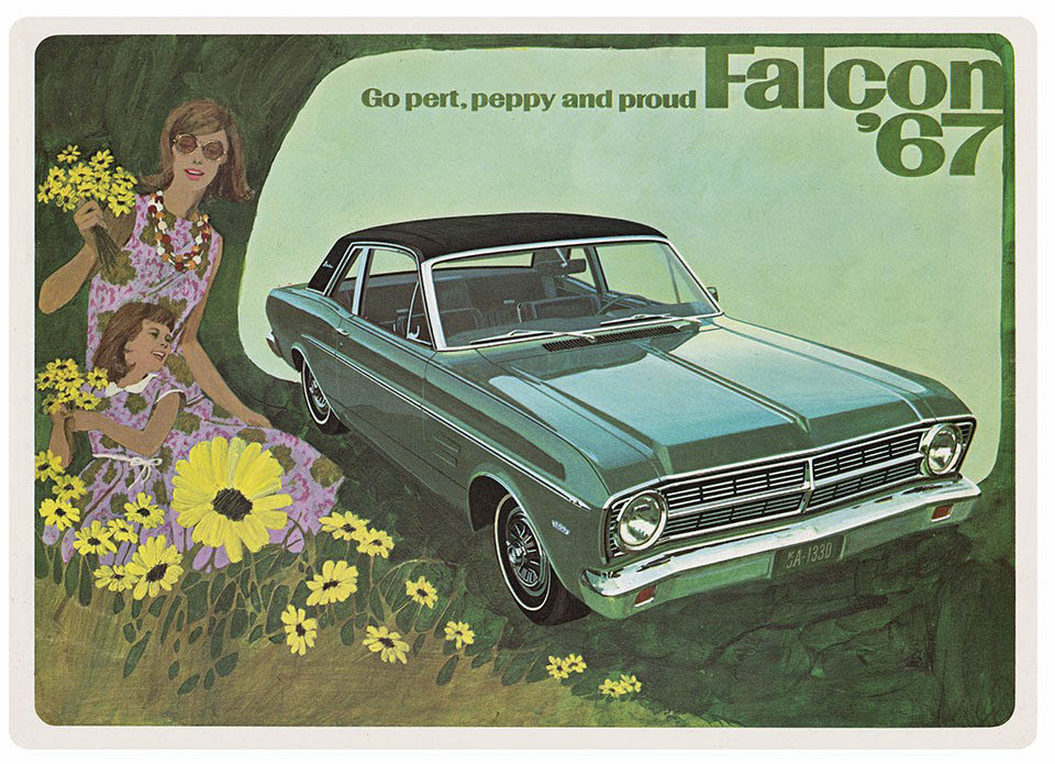 Ford, 1967
