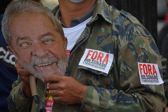 Lula Starts to Rekindle Old Magic in Brazil Souring on Bolsonaro