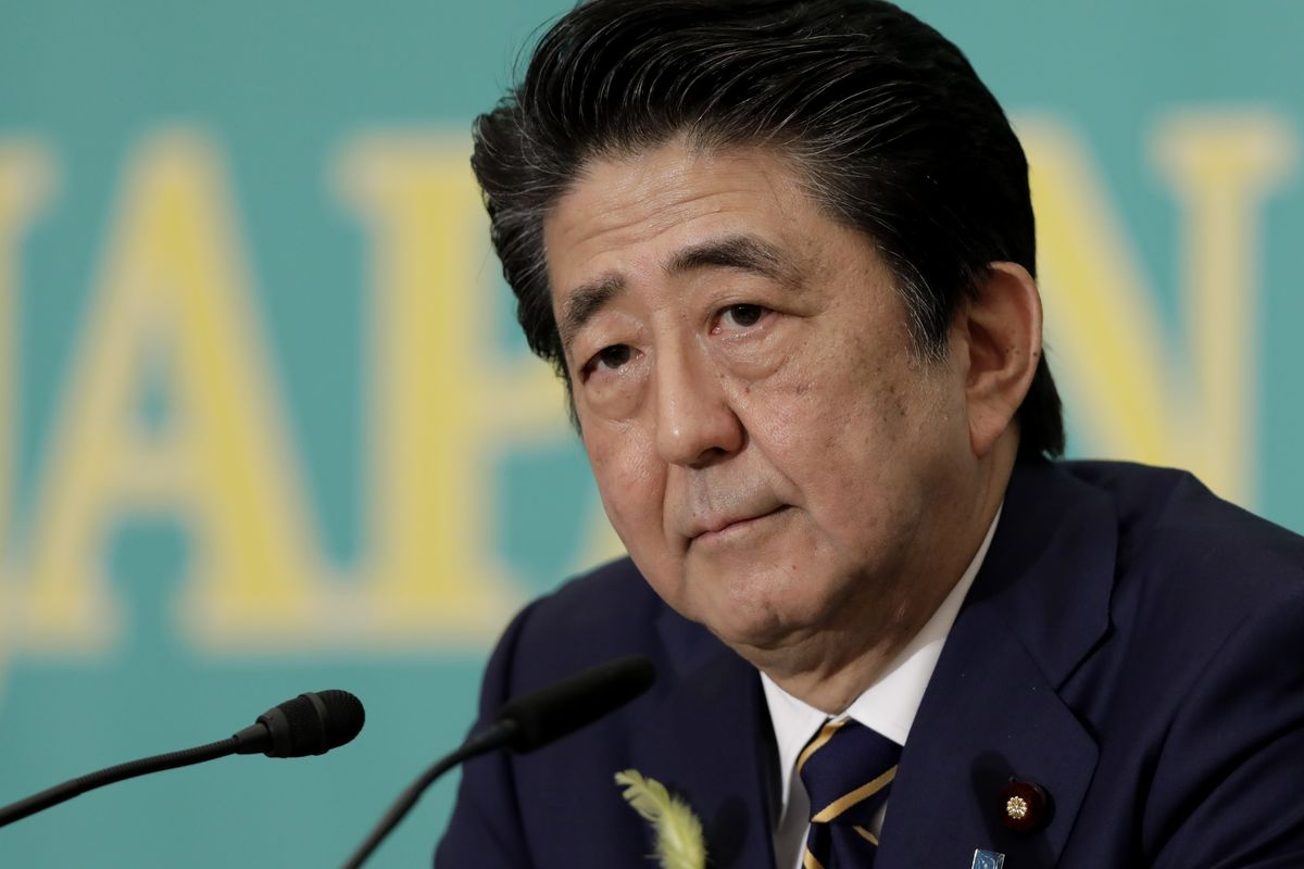 Japan's Abe Accuses South Korea of Undermining Trust With Intel Freeze