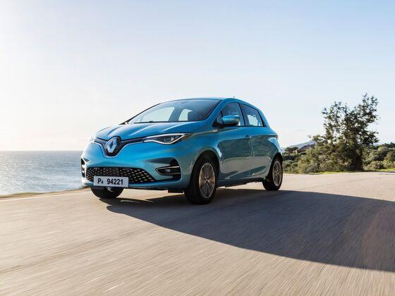 Renault Plans BiggerElectric Car to Rival Tesla andVW