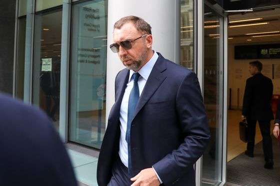 Deripaska's Hard Times Help Oligarch Weather Trump Sanctions