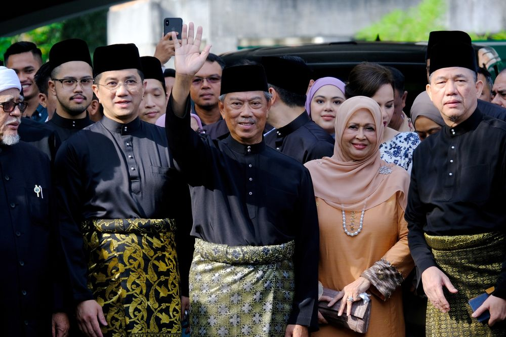 Malaysia Prime Minister Muhyiddin Yassin Vows to Fight Corruption -  Bloomberg