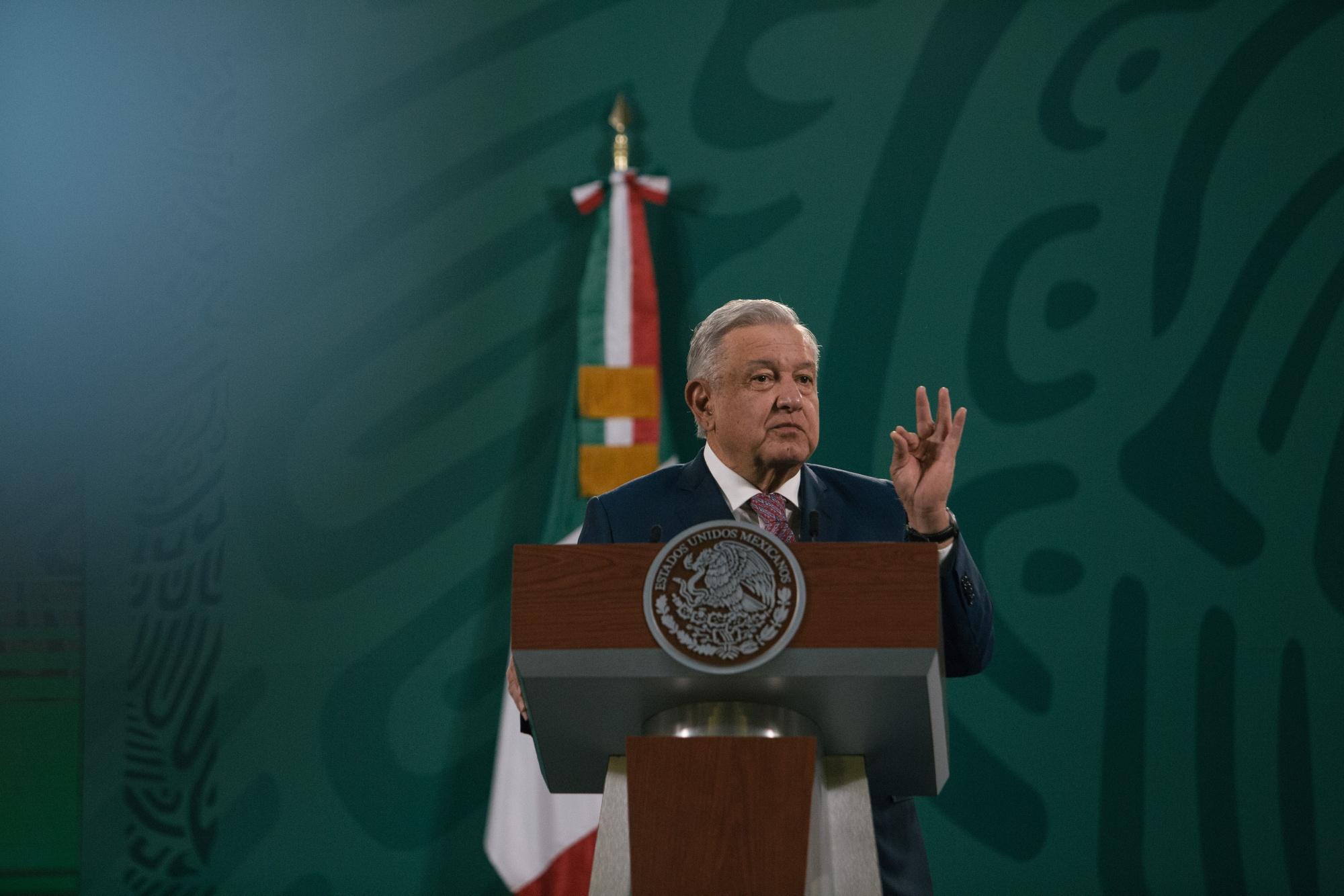 El presidente López Obrador tiene la primera explicación tras la infección del Govt-19
