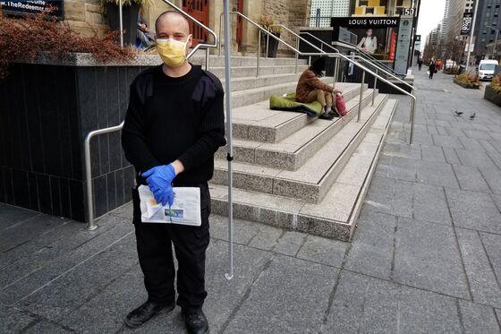 Scenes from a Shutdown: Canada Workers Face Covid-19 Slump