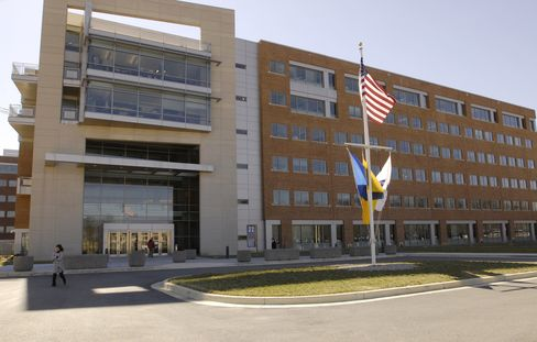 The Food and Drug Administration's main building in Silver Spring, Maryland.
