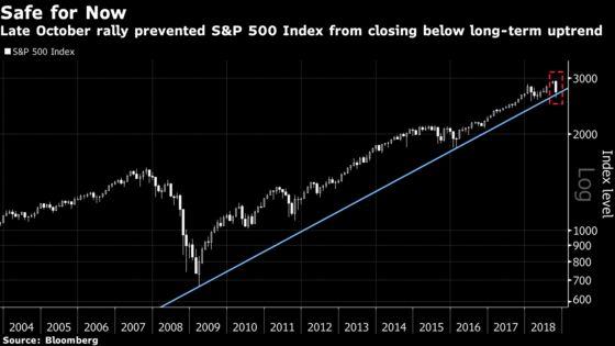 U.S. Stocks Rally on Earnings, Softer Trade Stance: Markets Wrap