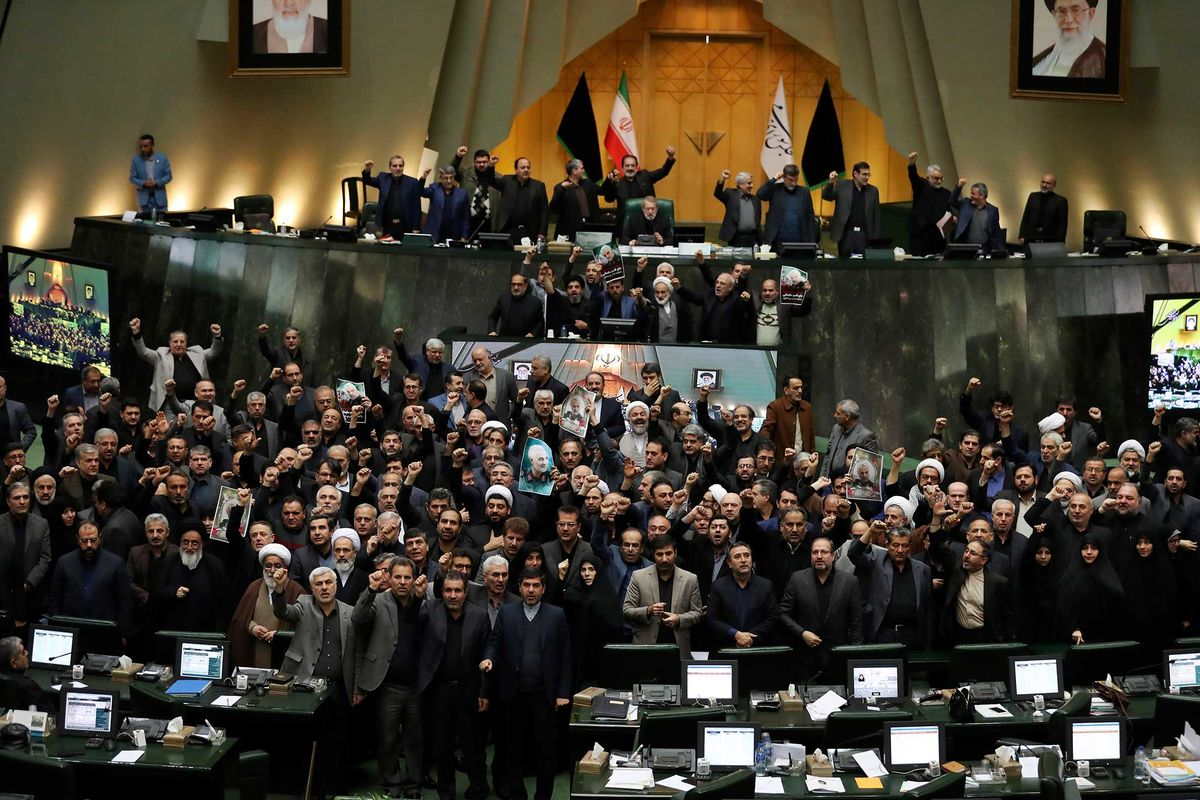 Iran's Response Doesn't Mean Trump Dodged All-Out War