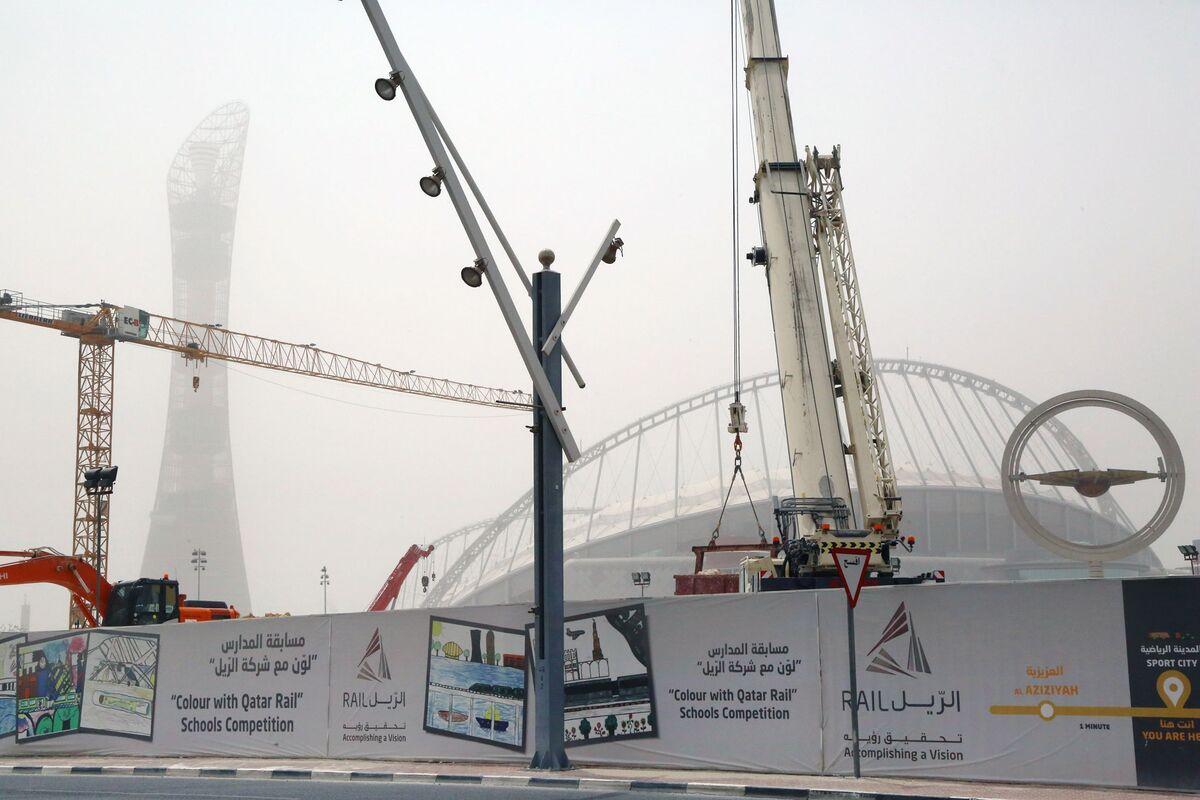 Qatar Says Boycott Won't Affect 2022 World Cup Preparation