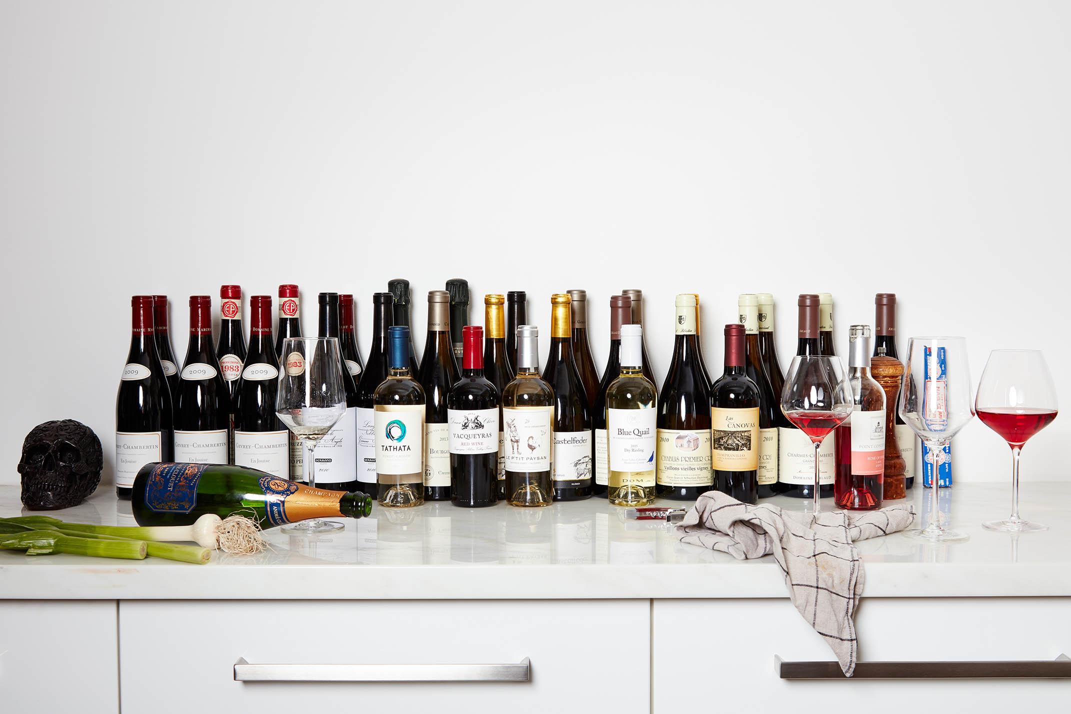 Wine, Everywhere