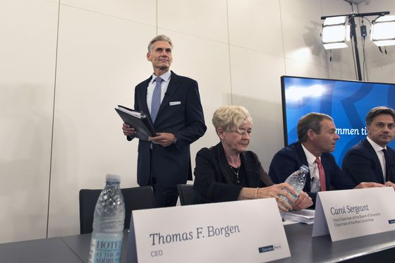 As Danske Counts Cost of Money-Laundering Lapses, U.S. Looms
