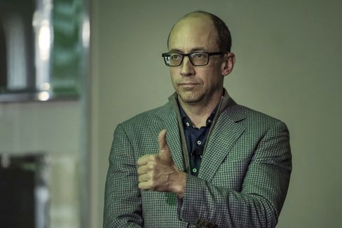 Dick Costolo, former chief executive officer of Twitter.