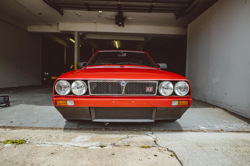 Ugly Old Lancia Delta S4 Worth 1 Million On Classic Car Market