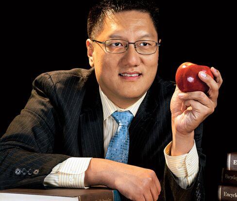 Steven Ma, founder, ThinkTank.
