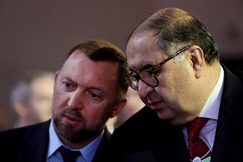 Russia's 20 Biggest Billionaires Keep Riches From Putin's Reach