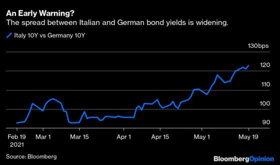 Mario Draghi Masks the Longer-Term Danger for Italy