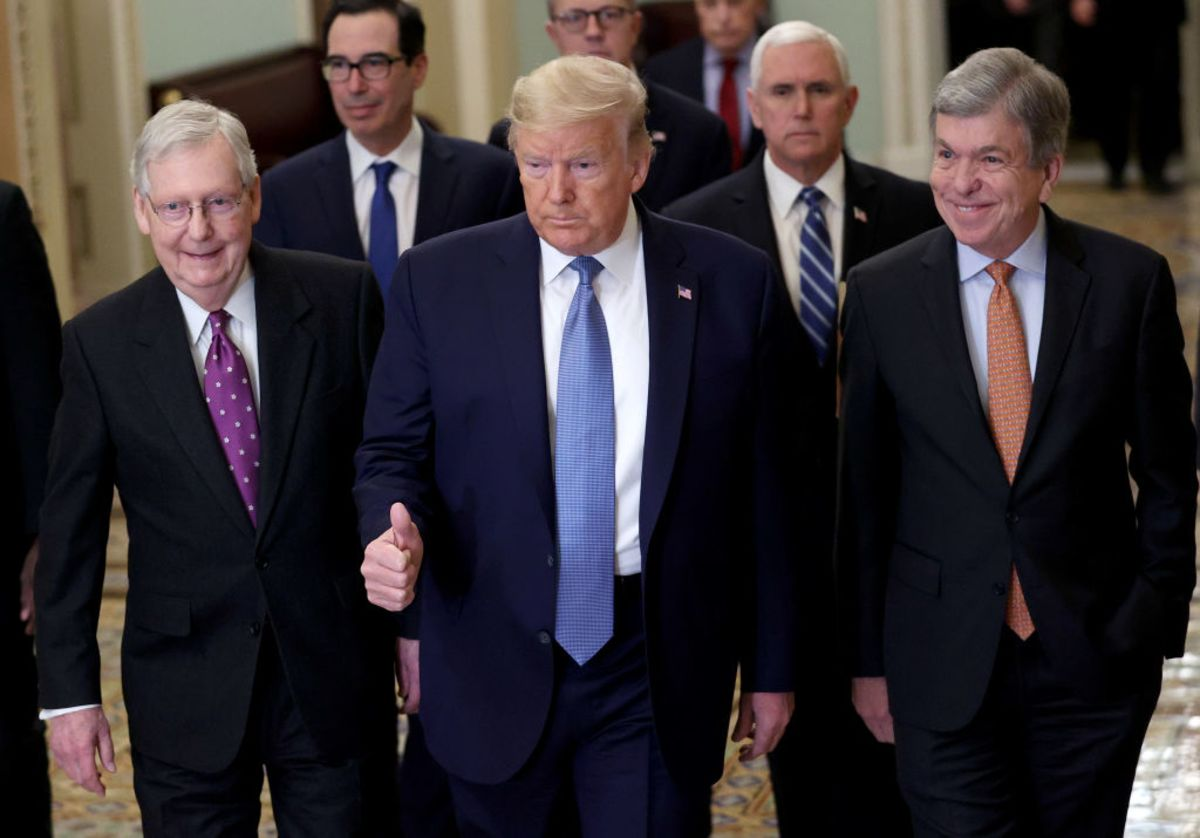 American Politics Is Now Democrats Versus Authoritarians