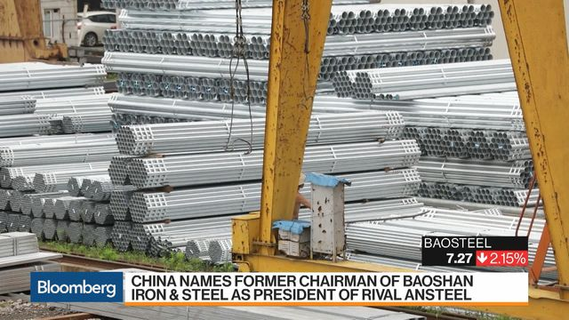 baoshan iron & steel