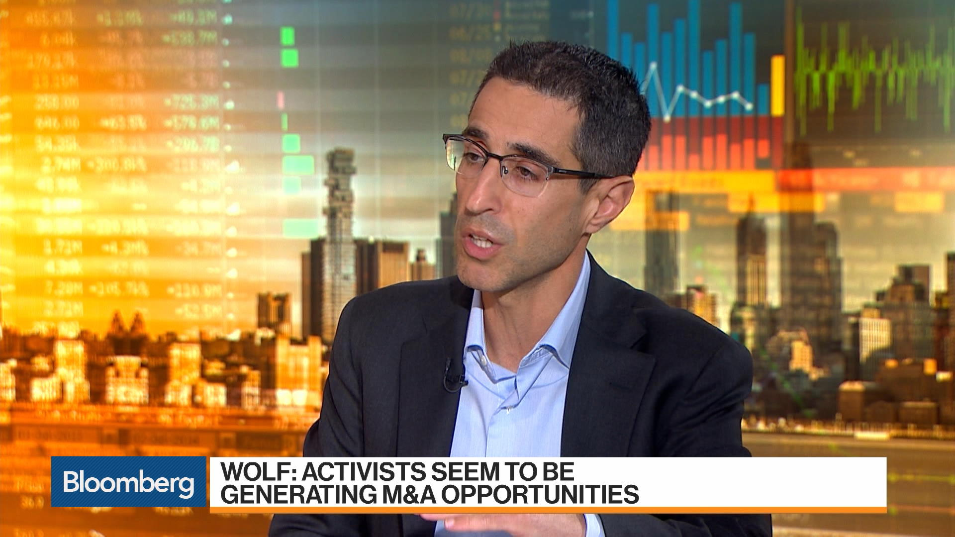 M&A Activity to Be Constrained for the Next Year, Kirkland & Ellis' Wolf Says