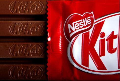 Nestle Sales May Fall