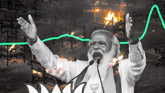 How India's Covid Response Swung From Jubilation to Despair