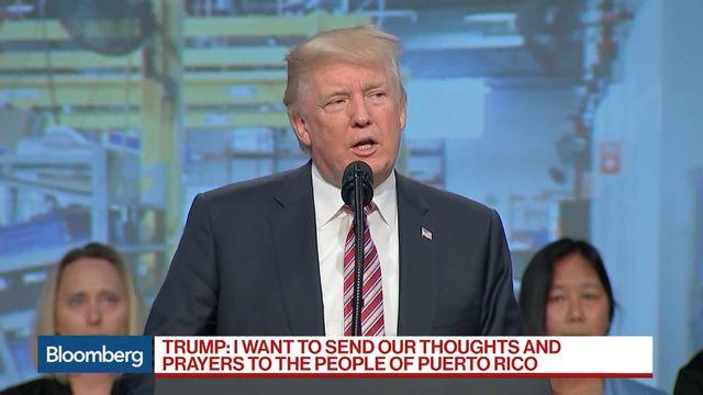 Donald Trump defends Puerto Rico effort, but his tweets draw new criticism