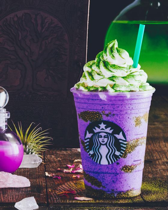 Starbucks Unveils Halloween Frappuccino to Sugar-Spooked Diners