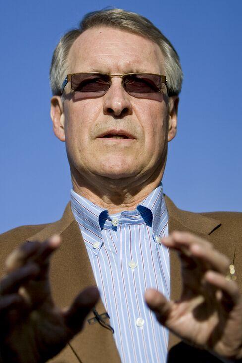 Cameco CEO Jerry Grandey