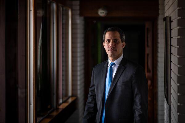 Interview With Venezuelan Opposition Leaders Henrique Capriles And Juan Guaido