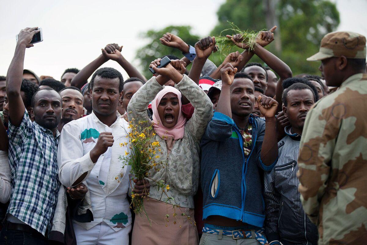 Protest-Hit Ethiopia Region Plans Oil Company to Calm Unrest