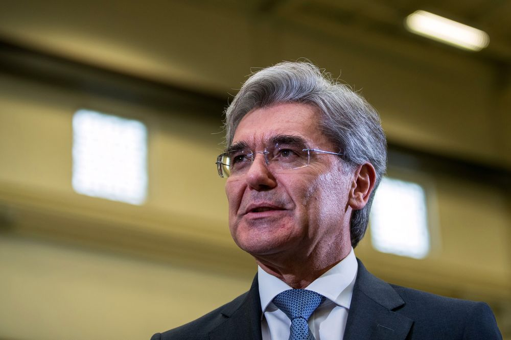 Siemens CEO Will Not Attend Saudi Investment Conference