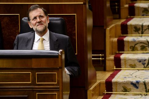 Spain's Rajoy Scandal Threatens Europe's Fragile Peace